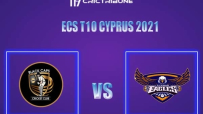 CES vs BCP Live Score,In theMatchof ECS T10 Cyprus 2021,which will be played at Limassol. CES vs BCP Live Score,Match between Cyprus Eagles vs Black Caps ..