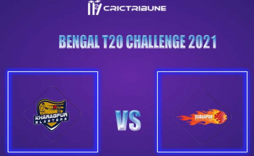 DD vs KB Live Score,In theMatchof Bengal T20 Challenge 2021which will be played at Eden Gardens. DD vs KB Live Score,Match between Durgapur Dazzlers vs Kha