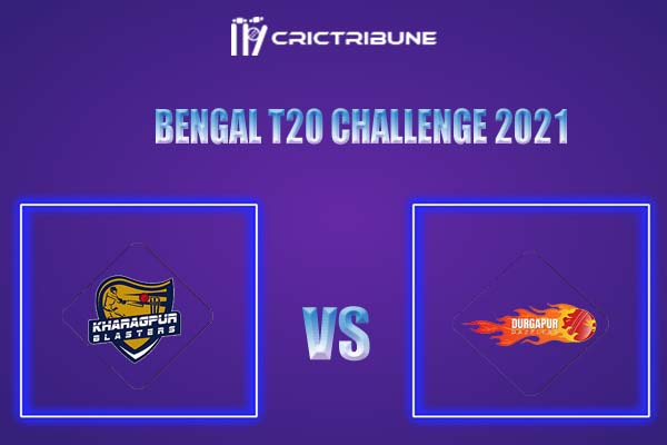 DD vs KB Live Score,In theMatchof Bengal T20 Challenge 2021which will be played at Eden Gardens. DD vs KB Live Score,Match between Durgapur Dazzlers vs....