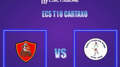 GOR vs CK Live Score,In theMatchof ECS T10 Cartaxo,which will be played at Cartaxo Cricket Ground, Cartaxo. GOR vs CK Live Score,Match between Gorkha 11 ...