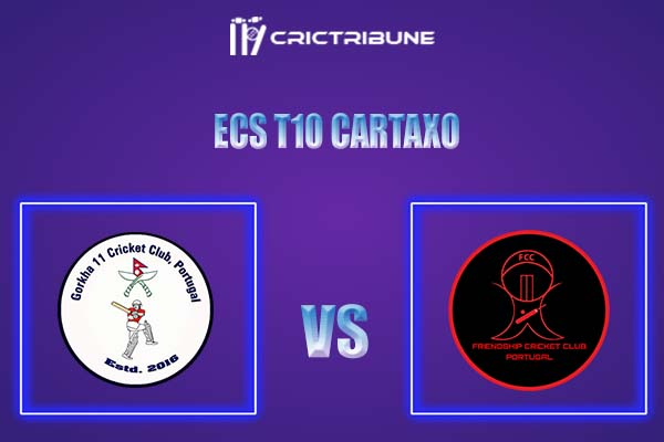 GOR vs FRD Live Score,In theMatchof ECS T10 Cartaxo,which will be played at Cartaxo Cricket Ground, Cartaxo. GOR vs FRD Live Score,Match between Gorkha....