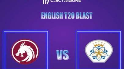 HAM vs SOM Live Score,In theMatchof English T20 Blast,which will be played at Edgbaston, Birmingham. HAM vs SOM Live Score,Match between Hampshire vs Some.