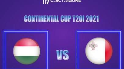 HUN vs MAL Live Score,In theMatchof Continental Cup T20I 2021,which will be played at Moara Vlasiei Cricket Ground. HUN vs MAL Live Score,Match between....