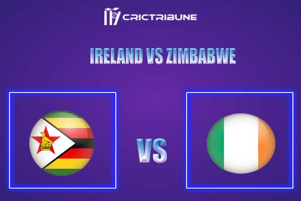 IR-A vs ZIMS Live Score,In theMatchof Ireland vs Zimbabwe,which will be played at Bready Cricket Club, Magheramason, Bready. IR-A vs ZIMS Live Score,Match.