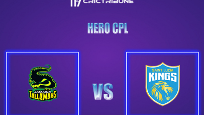 SLK vs JAM Live Score,In theMatchof Hero CPL,which will be played at Warner Park, Basseterre, St Kitts. SLK vs JAM Live Score,Match between Jamaica ........