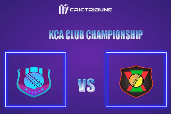 JRO vs TRC Live Score,In theMatchof Kerala Club Championship 2021which will be played at S. D. College Cricket Ground. JRO vs TRC Live Score,Match between .