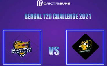 KB vs KC Live Score,In theMatchof Bengal T20 Challenge 2021,which will be played at Eden Gardens, Kolkata. KB vs KC Live Score,Match between Kharagpur Blas