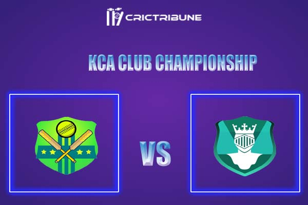 KDC vs SWC Live Score,In theMatchof Kerala Club Championship 2021which will be played at S. D. College Cricket Ground. KDC vs SWC Live Score,Match between .