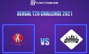BB vs KW Live Score,In theMatchof Bengal T20 Challenge 2021,which will be played at Eden Gardens, Kolkata. BB vs KW Live Score,Match between Kanchenjunga..