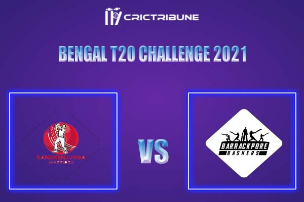 KW vs BB Live Score,In theMatchof Bengal T20 Challenge 2021,which will be played at Eden Gardens, Kolkata. KW vs BB Live Score,Match between Kanchenjunga ..