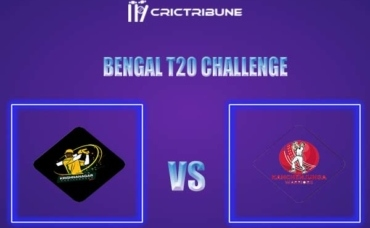 KW vs KC Live Score,In theMatchof Bengal T20 Challenge 2021,which will be played at Eden Gardens, Kolkata. KW vs KC Live Score,Match between Kanchenjung...