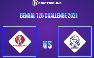 KW vs KH Live Score,In theMatchof Bengal T20 Challenge 2021which will be played at Eden Gardens.KW vs KH Live Score,Match between Kanchenjunga Warriors v.