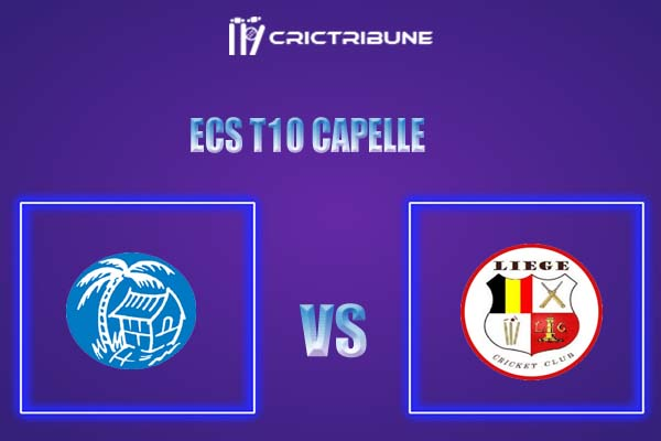 LIE vs KAM Live Score,In theMatchof ECS T10 Capelle 2021which will be played at Sportpark Bermweg, Capelle. LIE vs KAM Live Score,Match between Liege vs...