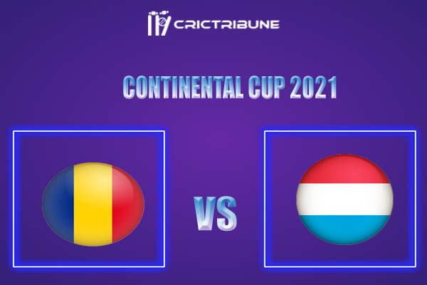 LUX vs ROM Live Score,In theMatchof Continental Cup 2021,which will be played at Moara Vlasiei Cricket Ground, Ilfov County. LUX vs ROM Live Score,Match...