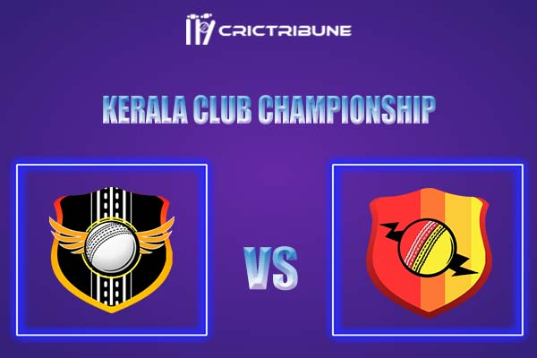 MRC vs MTC Live Score,In theMatchof Kerala Club Championship 2021which will be played at S. D. College Cricket Ground. MRC vs MTC Live Score,Match between.