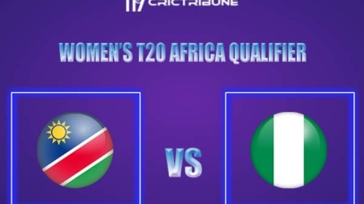NAM-W vs NIG-W Live Score,In theMatchof Women's T20 Africa Qualifier,which will be played at Botswana Cricket Association Oval 2. NAM-W vs NIG-W Live Score.