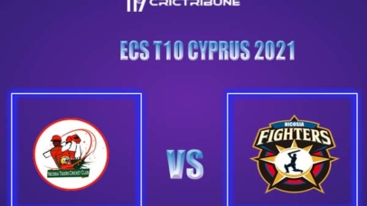 NFCC vs NCT Live Score,In theMatchof ECS T10 Cyprus 2021,which will be played at Limassol. NFCC vs NCT Live Score,Match between Nicosia XI Fighters CC vs ..