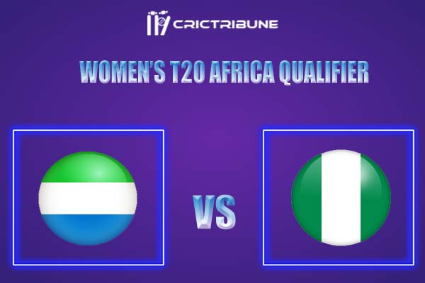 NIG-W vs SIL-W Live Score,In theMatchof Women's T20 Africa Qualifier,which will be played at Botswana Cricket Association Oval 1, Gaborone. NIG-W vs........