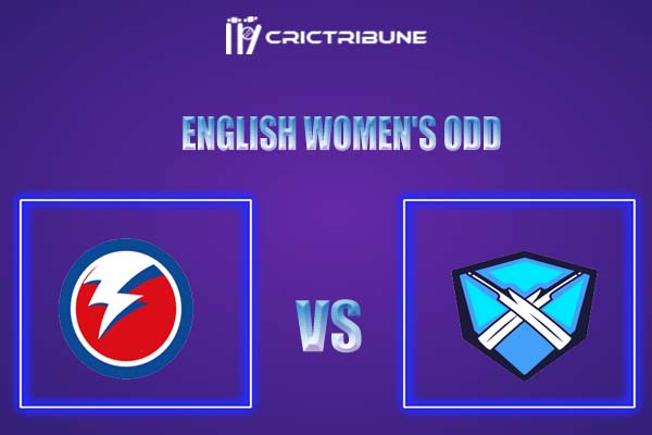 NOD vs THU Live Score,In theMatchof English Women's ODD which will be played at Riverside Ground, Chester-le-Street. NOD vs THU Live Score,Match between ....