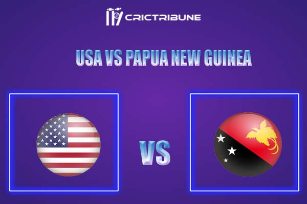 PNG vs USA Live Score,In theMatchof USA vs Papua New Guinea,which will be played at S. D. College Cricket Ground. PNG vs USA Live Score,Match between Papua.