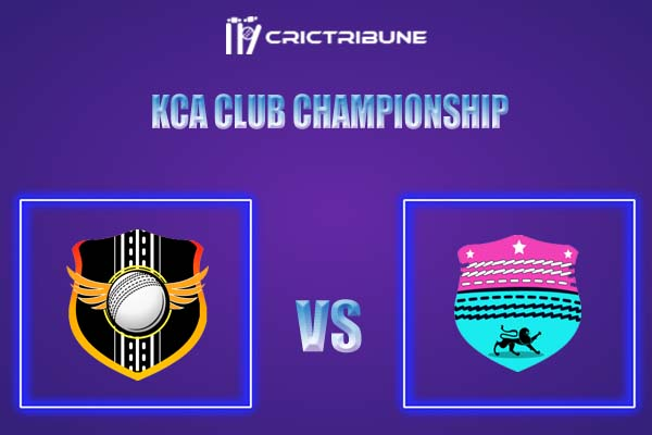 PRC vs MRC Live Score,In theMatchof Kerala Club Championship 2021which will be played at S. D. College Cricket Ground. PRC vs MRC Live Score,Match between,