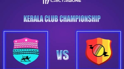 PRC vs MTC Live Score,In theMatchof Kerala Club Championship 2021which will be played at S. D. College Cricket Ground. PRC vs MTC Live Score,Match between.