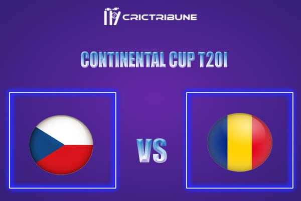 ROM vs CZR Live Score,In theMatchof Continental Cup T20I 2021,which will be played at Moara Vlasiei Cricket Ground.ROM vs CZR Live Score,Match between ....