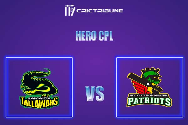 SKN vs JAM Live Score,In theMatchof Hero CPL,which will be played at Warner Park, Basseterre, St Kitts. SKN vs JAM Live Score,Match between St Kitts and...