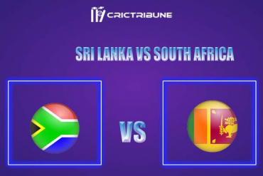 SL vs SA Live Score,In theMatchof Sri Lanka vs South Africa, 2021which will be played at R Premadasa Stadium, Colombo. SL vs SA Live Score,Match between ...