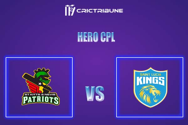 SKN vs SLK Live Score,In theMatchof Hero CPL,which will be played at Warner Park, Basseterre, St Kitts. SKN vs SLK Live Score,Match between St Kitts & .....