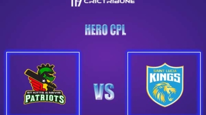 SLK vs SKN Live Score,In theMatchof Hero CPL,which will be played at Warner Park, Basseterre, St Kitts. SLK vs SKN Live Score,Match between St Lucia.......