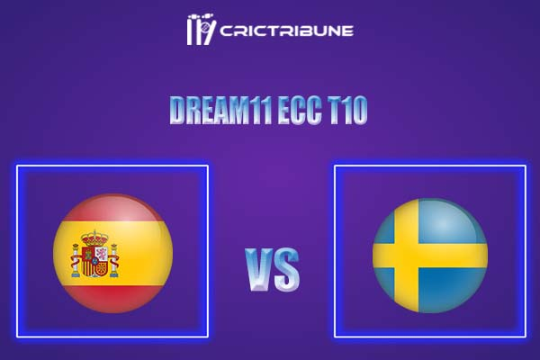 SPA vs SWE Live Score,In theMatchof European Cricket Championship,which will be played at Cartama Oval, Cartama. SPA vs SWE Live Score,Match between Spain.