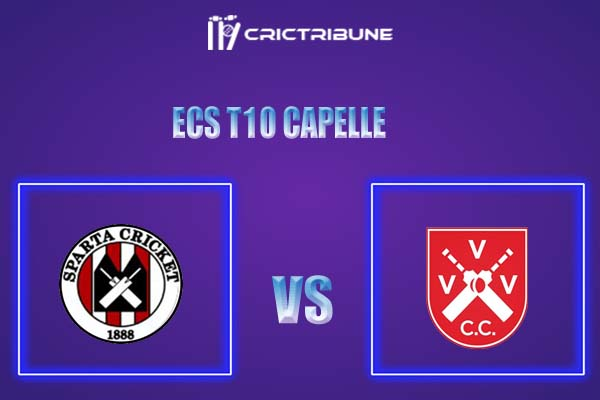VVV vs SPC Live Score,In theMatchof ECS T10 Capelle 2021which will be played at Sportpark Bermweg, Capelle. VVV vs SPC Live Score,Match between Veni Vedi ..