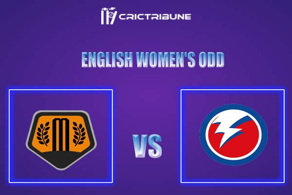 THU vs SV Live Score,In theMatchof English Women's ODD which will be played at Merchant Taylors' School Ground, Northwood. THU vs SVLive Score,Match betw..