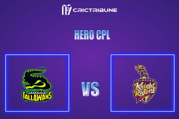 JAM vs TKR Live Score,In theMatchof Hero CPL,which will be played at Warner Park, Basseterre, St Kitts. JAM vs TKR Live Score,Match between Jamaica........