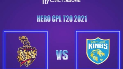 TKR vs SLK Live Score,In theMatchof Hero CPL,which will be played at Warner Park, Basseterre, St Kitts. TKR vs SLK Live Score,Match between Trinbago Knight