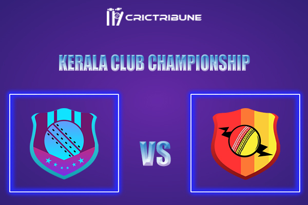 TRC vs MTC Live Score,In theMatchof Kerala Club Championship 2021which will be played at S. D. College Cricket Ground. TRC vs MTC Live Score,Match between.