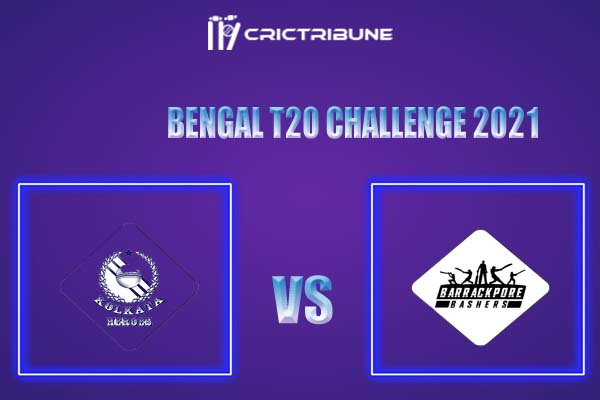 BB vs KH Live Score,In theMatchof Bengal T20 Challenge 2021,which will be played at Eden Gardens, Kolkata. BB vs KH Live Score,Match between Barrackpore...