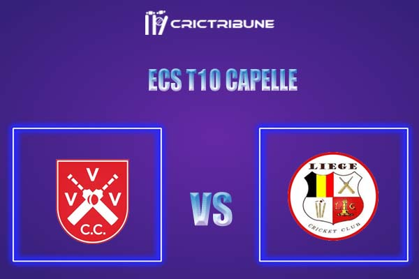 VVV vs LIE Live Score,In theMatchof ECS T10 Capelle 2021which will be played at Sportpark Bermweg, Capelle. VVV vs LIE Live Score,Match between Veni Vedi ..
