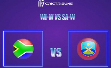WI-W vs SA-W Live Score,In theMatchof West Indies Women vs South Africa Women,which will be played at Sir Vivian Richards Stadium, North Sound, Antigua.....