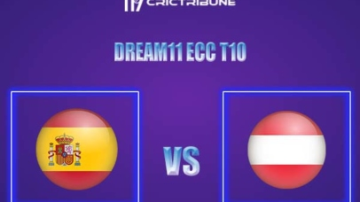 AUT vs SPA Live Score,In theMatchof Dream11 ECC T10,which will be played at Cartama Oval, Cartama. AUT vs SPA Live Score,Match between Spain vs Austria....