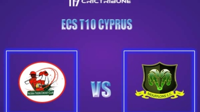 CYM vs NCT Live Score,In theMatchof ECS T10 Cyprus 2021,which will be played at Limassol. CYM vs NCT Live Score,Match between Cyprus Moufflons vs Nicosia T