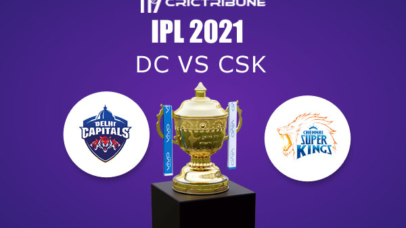 DC vs CSK Live Score,In theMatchof VIVO IPL 2021which will be played at Sheikh Zayed Stadium, Abu Dhabi. DC vs CSK Live Score,Match between Delhi Capital..