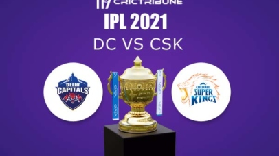 DC vs CSK Live Score,In theMatchof VIVO IPL 2021which will be played at Sharjah Cricket Stadium. DC vs CSK Live Score,Match between Delhi Capitals vs Ch...