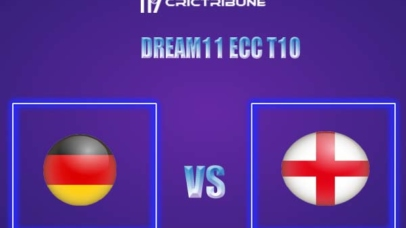ENG-XI vs GER Live Score,In theMatchof Dream11 ECC T10 2021,which will be played at Cartama Oval, Cartama. ENG-XI vs GER Live Score,Match between England ..