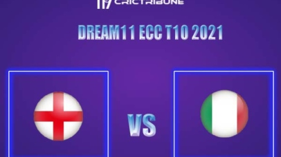 ENG-XI vs ITA Live Score,In theMatchof Dream11 ECC T10 2021,which will be played at Cartama Oval, Cartama. ENG-XI vs ITA Live Score,Match between Englan...