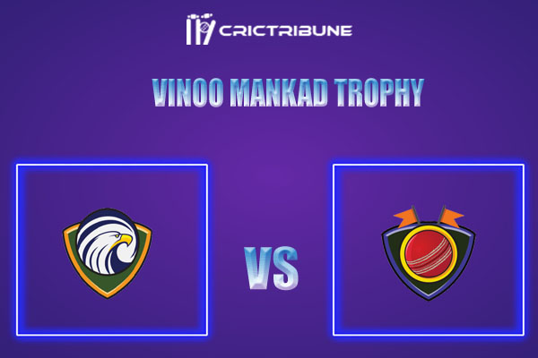 MAH-U19 vs KAR-U19 Live Score,In theMatchof Vinoo Mankad Trophy,which will be played at NFC Ground, Hyderabad. MAH-U19 vs KAR-U19 Live Score,Match betwe...