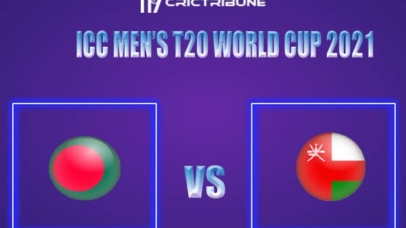 OMN vs BAN Live Score,In theMatchof ICC Men's T20 World Cup 2021which will be played at Al Amerat Cricket Ground, Al Amerat. OMN vs BAN Live Score,Match...