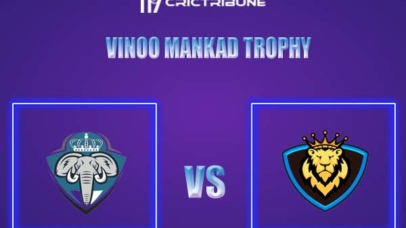 PUN-U19 vs KER-U19 Live Score,In theMatchof Vinoo Mankad Trophy,which will be played at NFC Ground, Hyderabad. PUN-U19 vs KER-U19 Live Score,Match between.