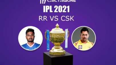 RR vs CSK Live Score,In theMatchof VIVO IPL 2021which will be played at Sheikh Zayed Stadium, Abu Dhabi.RR vs CSK Live Score,Match between Rajasthan Roya..